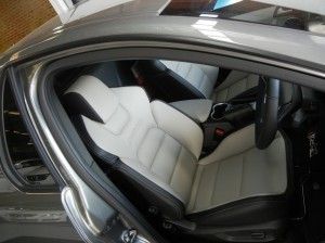 Dandenong Custom Leather Car Seats and Interior Trim Fit Out